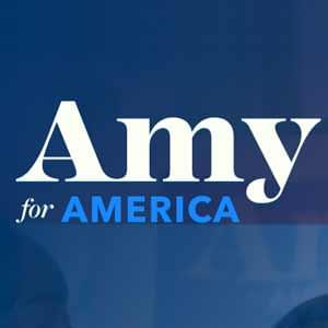 Logo of Amy Klobuchar, Presidential Candidate